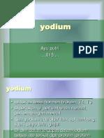 Met Yodium
