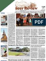 Pioneer Review, August 1, 2013