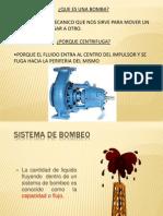 Sistema de Bombeo