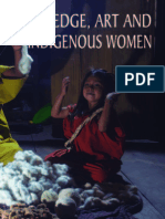 Knowledge, Art and Indigenous Women