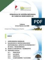 Gestin Integrada de Cuencas en Chile
