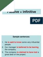 1115Passive + Infinitive - Za Sajt