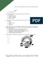 Soal seleksi pra OSP+the key