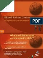 OP10_ES2002 Interpersonal Communication