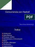 Concurrencia Con Haskell