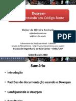 Doxygen - Documentando seu Código-fonte
