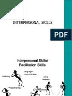 Very Good Interpersonal Skills