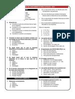 CONCURSO DE CONOCIMIENTOS PERÚ CATÓLICA-2013