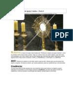 Símbolos e objetos da Igreja Católica