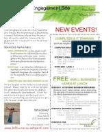 Newsletter - Feb 09