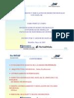 Diseno, Entrenamiento y Simulacion de Redes Neuronales Con MATLAB