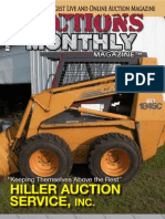 AUG 2013 issue of Auctions Monthly Magazine