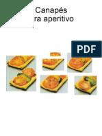 CANAPÉS PARA APERITIVOS.doc