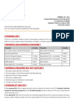 ELISA Kit for Angiotensin II (AngII) E90005Ra
