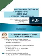 Dato' Dr Azmi Mers-cov 05072013