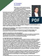 Entrevista a Daniel Taroppio Interacciones Primordiales