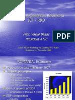 Baltac ICT 2006