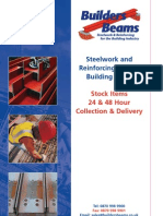 Builders Beams Brochure