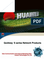 Quidway S Series Network Product