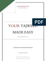 Tajweed Book Final (Red) 21281171800