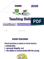 Teachingskillsbydr1 Shadiayousefbanjar Pptx 100808053528 Phpapp01