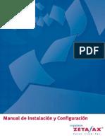 Configuracion Server Zetafax