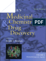 Medicinal Chemistry and Drug Discovery Burger s 6Ed Vol5[1]