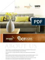 Axcess-World / CCT Global Sourcing Overview 2013