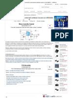 Eficiente Controlador de Velocidad Del Ventilador Basado en El MC34063 IC - HQEW