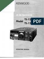 TS- 120S Manual