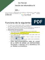 Proyecto Final 3er P en SCRIBD 4to Sem