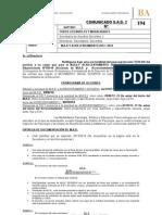 COMUNICADO MAD 2013/2014