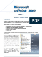 Manual de Powerpoint 2010