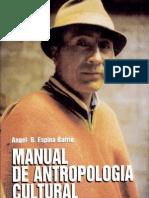 Angel Espina Barrio - Manual de Antropologia Cultural