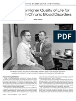 August Bleeding & Clotting Disorders Institute
