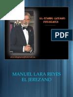 MANUEL LARA REYES. El Jerezano