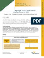 Private Financing (Split Dollar Loan Regime)