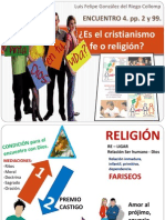 EDUCACIÓN DE LA FE