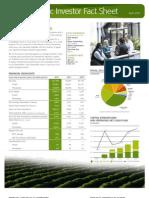 Mosaic Fact Sheet_Apr 2013