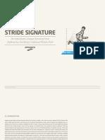 Brooks Stride Signature