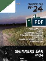 Swimmer's Ear Magazine #24