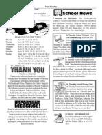 St. Timothy L.A. May 22th Bulletin.