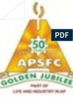 A study on Performance Appraisal System towards employees in APSFC