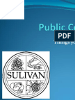 Sulivan Primary Emergency Meeting - Public Consultation Powerpoint for Parents