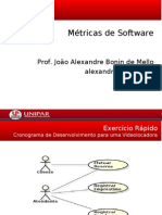 Metricas de Software 1 - Introducao