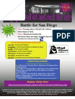 Battle for San Diego for Build SD PAC