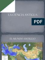 La Ciencia Antigua II