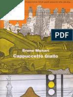[E-Book] Bruno Munari - Cappuccetto Giallo