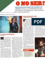 """""""Filosofía comprometida"""", entrevista a Galia Gorriti, estudiante de Filosofía de la Universidad Antonio Ruiz de Montoya"""