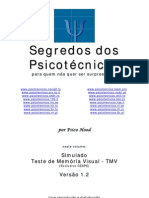 Tmv_Teste de Memoria Visual